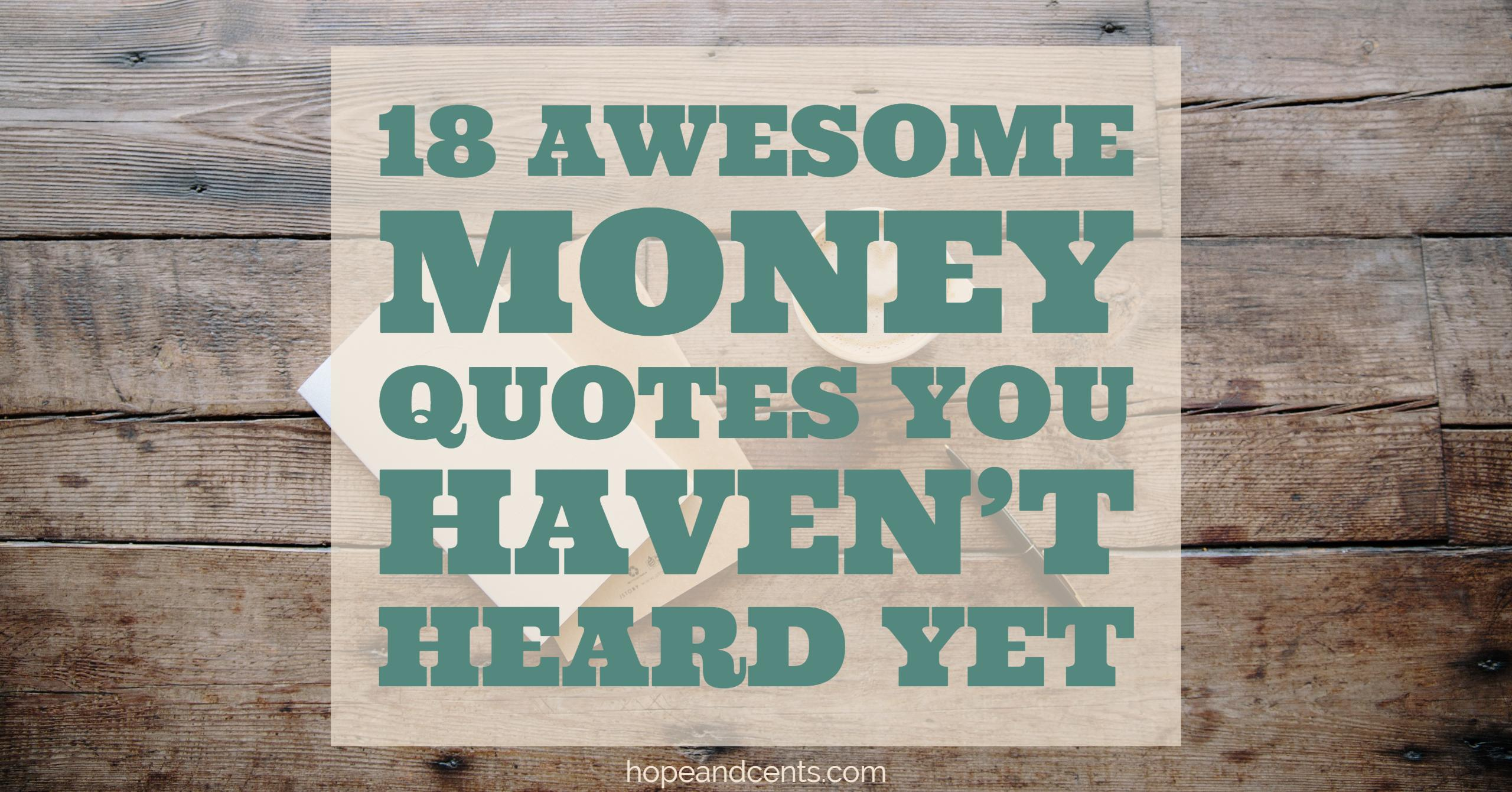 quote living life earning money